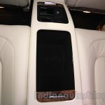 2015 Mercedes CLS rear armrest from launch in India