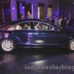 2015 Mercedes CLS side from launch in India