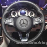 2015 Mercedes CLS steering wheel from launch in India