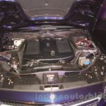 2015 Mercedes CLS under the bonnet from launch in India