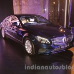 2015 Mercedes CLS400 from launch in India