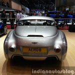 2015 Morgan Aero 8 Hardtop rear view at 2015 Geneva Motor Show