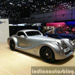 2015 Morgan Aero 8 Hardtop side view at 2015 Geneva Motor Show
