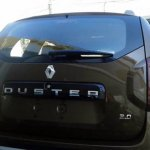 2015 Renault Duster 1.6L rear for Brazil