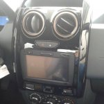2015 Renault Duster center console for Brazil