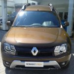2015 Renault Duster front for Brazil