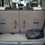 2015 Renault Lodgy Press Drive boot space