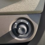 2015 Renault Lodgy Press Drive door mirror control knob