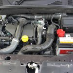 2015 Renault Lodgy Press Drive engine