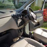 2015 Renault Lodgy Press Drive front cabin area