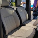 2015 Renault Lodgy Press Drive front seats