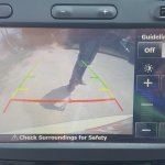 2015 Renault Lodgy Press Drive rear view camera