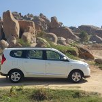 2015 Renault Lodgy Press Drive side shot