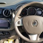 2015 Renault Lodgy Press Drive steering wheel