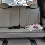 2015 Renault Lodgy Press Drive third row seats