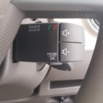 2015 Renault Lodgy Press Drive volume control stalk