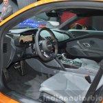 2016 Audi R8 V10 Plus interior view at 2015 Geneva Motor Show