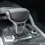 2016 Audi R8 V10 Plus park button at 2015 Geneva Motor Show