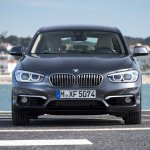 2016 BMW 1 Series front (facelifted)