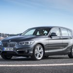 2016 BMW 1 Series (facelifted)