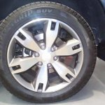 2016 Ford Endeavour 3.2L wheel spied