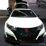2016 Honda Civic Type R front at the 2015 Geneva Motor Show