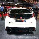2016 Honda Civic Type R rear at the 2015 Geneva Motor Show