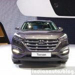 2016 Hyundai Tucson front view at the 2015 Geneva Motor Show