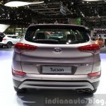 2016 Hyundai Tucson rear view at the 2015 Geneva Motor Show