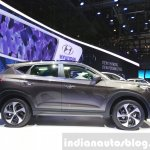 2016 Hyundai Tucson side view at the 2015 Geneva Motor Show