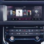 2016 Jaguar XF center console teased