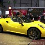 Alfa Romeo 4C Spider at the 2015 Geneva Motor Show