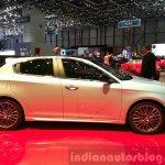 Alfa Romeo Giuletta Collezione side at the 2015 Geneva Motor Show