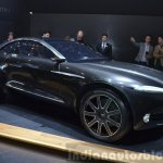Aston Martin DBX Concept front three quarter at the 2015 Geneva Motor Show