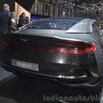 Aston Martin DBX Concept rear at the 2015 Geneva Motor Show