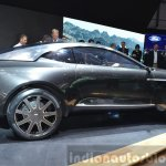 Aston Martin DBX Concept side at the 2015 Geneva Motor Show