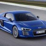 Audi R8 e-tron 2.0 front