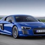 Audi R8 e-tron 2.0 press image
