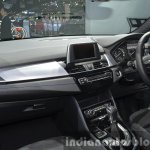 BMW 2 Series Active Tourer cabin at the 2015 Bangkok Motor Show