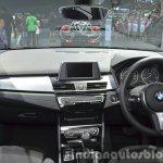 BMW 2 Series Active Tourer dashboard view at the 2015 Bangkok Motor Show