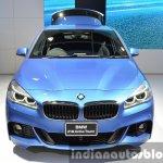 BMW 2 Series Active Tourer front at the 2015 Bangkok Motor Show