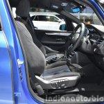 BMW 2 Series Active Tourer front seats at the 2015 Bangkok Motor Show