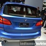 BMW 2 Series Active Tourer rear at the 2015 Bangkok Motor Show