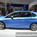 BMW 2 Series Active Tourer side at the 2015 Bangkok Motor Show