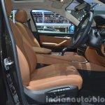 BMW X6 front seats at the 2015 Bangkok Motor Show