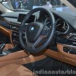 BMW X6 interior at the 2015 Bangkok Motor Show