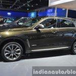 BMW X6 side at the 2015 Bangkok Motor Show