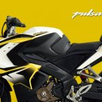 Bajaj Pulsar 200SS side official image
