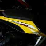 Bajaj Pulsar RS200 ABS badge