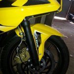 Bajaj Pulsar RS200 ABS sticker